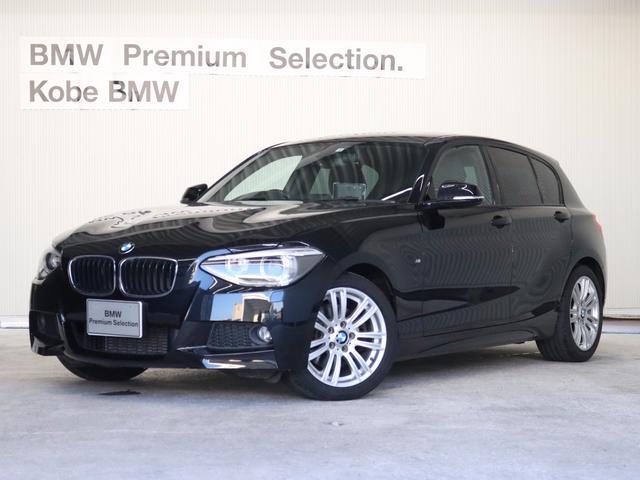BMW 116i Mスポーツ 純正HDDナビ Rカメラ&センサー