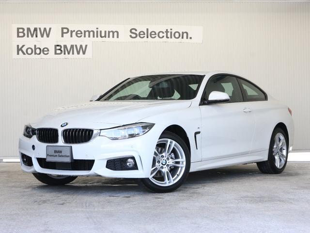 BMW 4シリーズ 420iクーペMスピリット弊社デモカーHDDナビDVD再生