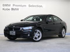 BMW420iグランクーペ Mスポーツ 黒革 地デジ タッチナビ