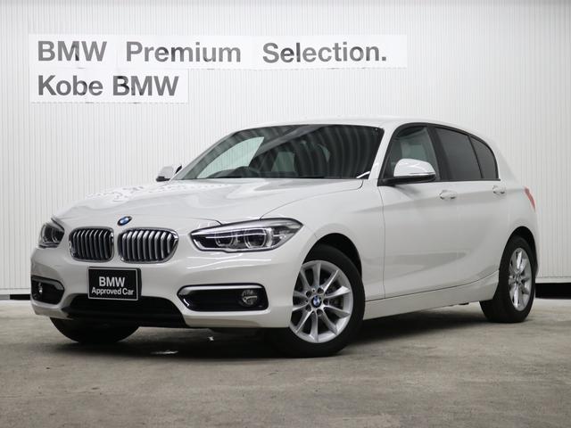 BMW 118d スタイルパーキングサポートLEDライトHDDナビ
