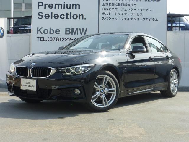 BMW 4シリーズ 420iグランクーペ Mスピリット弊社デモカー ACC TV