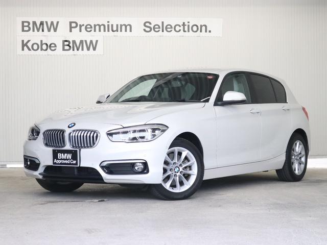 BMW 118dスタイルコンフォートPKGシートシーターACC地デジ