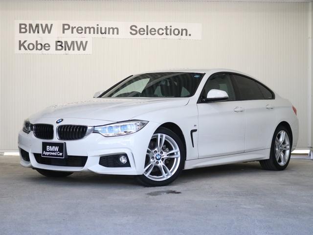 BMW 420iグランクーペMスポーツ1オナトACCタイヤ4本新品