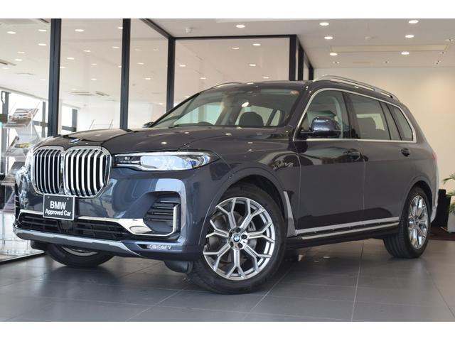 BMW xDrive 35d デザインピュアエクセレンス 弊社デモカー パーキングアシストプラス エアサスペンション 5ゾーンエアコンディショナー シートヒーター&シートエアコン シートマッサージ パノラマサンルーフ レーザーライト 21インチAW