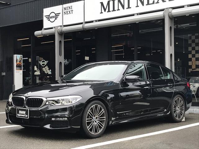 BMW 523d Mスポーツ コンフォートPKG ハイラインPKG Fコンフォートシート レザーシート 前後シートヒーター ベンチレーションシート フロントマッサージ 全周囲カメラ ACC ドライビングアシスト 19インチAW