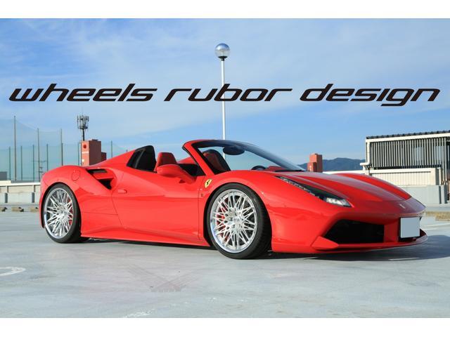 488スパイダー(フェラーリ)ベースグレード 中古車画像