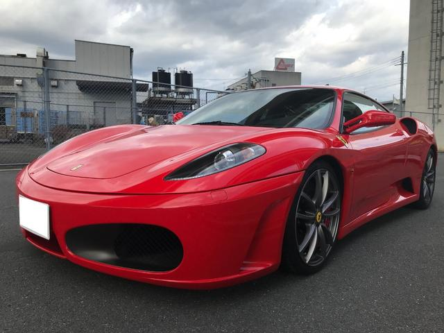フェラーリ F1/バルブ付チタンマフラー/Rosso Scuderia