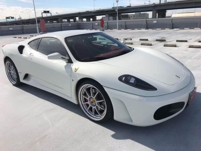 フェラーリ F1/Ksgマフラー/デイトナシート/D車