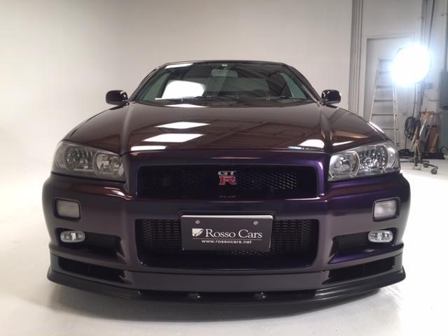 日産 GT-R ミッドナイトパープルII