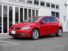 VW ゴルフ新型TSIコンフォートライン テックエディション 純正ナビ