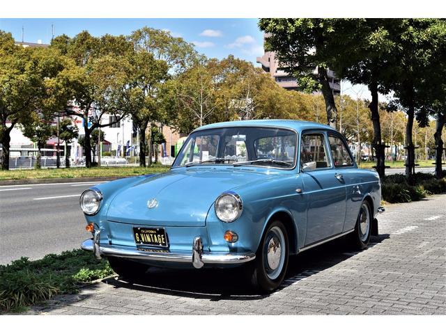 フォルクスワーゲン 1962y ノッチバック スウェーデンモデル