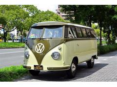 VW タイプII'58 11WINDOW スタンダードマイクロ