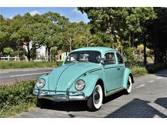 VW ビートル1963y ディーラー車・右ハンドル