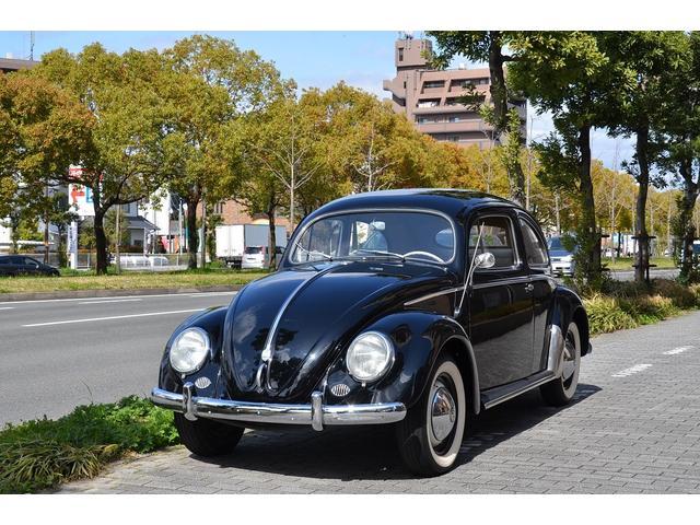 """フォルクスワーゲン 1955y OVAL WINDOW """"JUDSON S/C"""""""