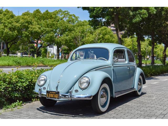 1957y OVAL WINDOW パンオフレストアカー