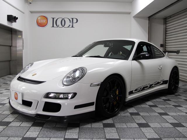 ポルシェ 911 911GT3RS ロベルタFリフトシステム 記録簿11枚有