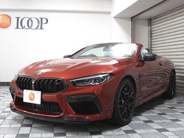 M8カブリオレ(BMW)M8カブリオレ コンペティション 中古車画像