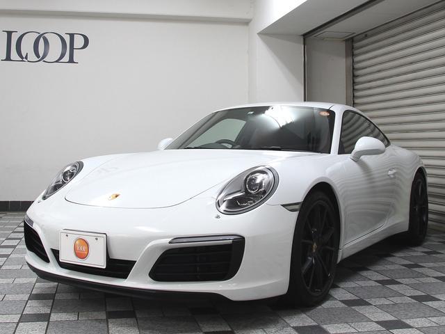 ポルシェ 911 911カレラ スポーツクロノPKG スポーツテールパイプ ボルドーレッド/ブラックフルレザーインテリア 電動格納ドアミラー