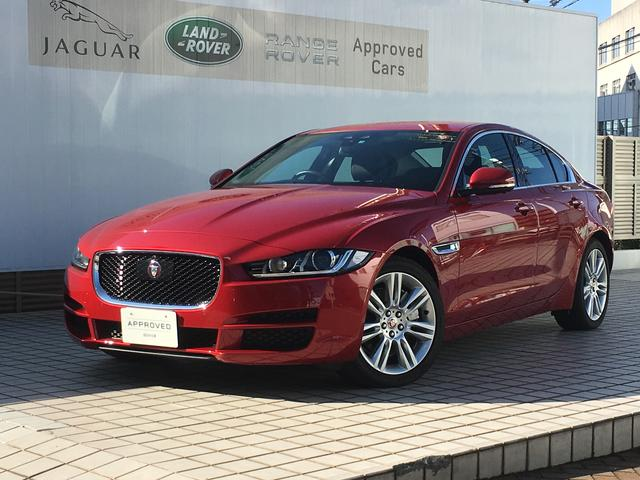 ジャガー XE 20t PRESTIGE APPROVED 認定中古車