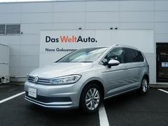 VW ゴルフトゥーランTSI コンフォートラインVW純正ナビ アップグレードPKG