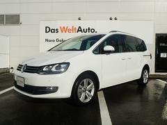 VW シャランTSI ハイラインVW純正ナビ ACC 自動ブレーキ標準装備