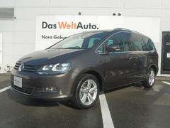 VW シャランTSI ハイラインVW純正ナビ ACC自動ブレーキ標準装備