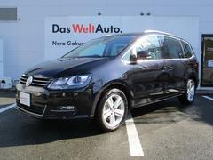 VW シャランTSI ハイライン VW純正ナビ 自動ブレーキ標準 ACC