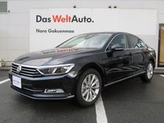 VW パサート新型TSIエレガンスライン VW純正ナビ 電動リヤゲート