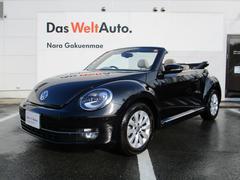 VW ザ・ビートル・カブリオレ純正ナビ キセノンライト バックカメラ ベージュレザーシート