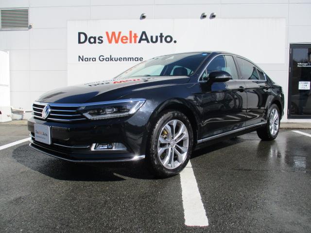 フォルクスワーゲン 新型TSIハイライン VW純正ナビ ブラックレザーシート