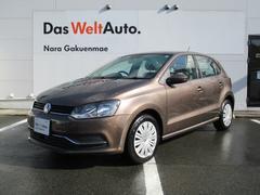 VW ポロTSIコンフォートライン 認定保証1年 自動ブレーキ標準