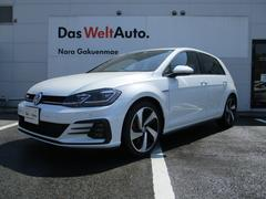 VW ゴルフGTI現行型 9.2インチ純正ナビ DCC テクノロジーパッケージ