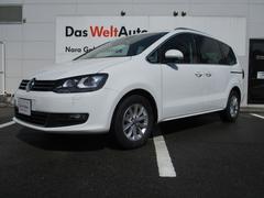 VW シャラン新型TSIコンフォートライン VW純正ナビ セーフティPKG