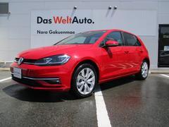 VW ゴルフ新型TSIハイライン 9.2インチ純正ナビ レザーシート