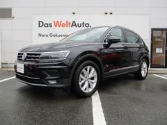 VW ティグアン新型TSI ハイライン ブラックレザー パノラマサンルーフ