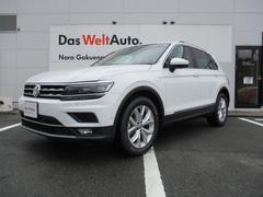 VW ティグアン新型TSIハイライン デジタルメーター パワーテールゲート