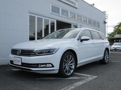 VW パサートヴァリアント新型TDIハイライン 9.2インチ純正ナビ 電動サンルーフ