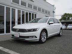 VW パサートヴァリアント新型TDIエレガンスライン 9.2インチ純正ナビゲーション