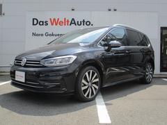 VW ゴルフトゥーラン新型TSI Rライン 9.2インチVW純正ナビゲーション