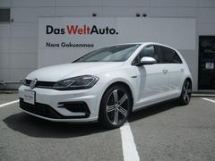 VW ゴルフR9.2インチVW純正ナビ 死角検知 後方自動ブレーキ