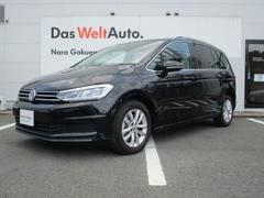 VW ゴルフトゥーラン新型TSIコンフォートライン 純正ナビ セーフティPKG