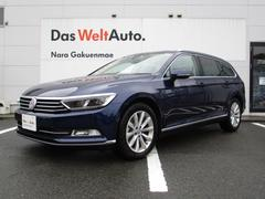 VW パサートヴァリアント新型TDIエレガンスライン 9.2インチ純正ナビ 電動ゲート
