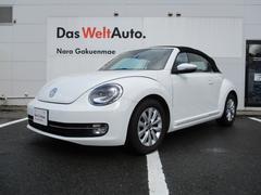 VW ザ・ビートル・カブリオレVW純正ナビ ETC バックカメラ 障害物センサー 認定保証
