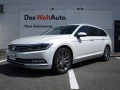 VW パサートヴァリアント新型TDIハイライン VW9.2インチ純正ナビ レザーシート