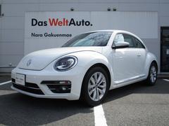 VW ザ・ビートルデザイン VW純正ナビ 後方死角検知 後方自動ブレーキ標準