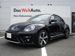 VW ザ・ビートル新型Rライン VW純正ナビ 死角検知 後方自動ブレーキ標準