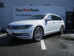 VW パサートヴァリアント新型TDIハイライン 9.2インチ純正ナビ デジタルメーター
