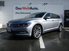 VW パサートヴァリアント新型TSIエレガンスライン テックエディション特別限定仕様車