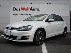 VW ゴルフTSIハイライン コネクト特別仕様限定車 VW純正ナビ