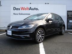 VW ゴルフ新型TSIハイライン テックエディション特別仕様車 純正ナビ